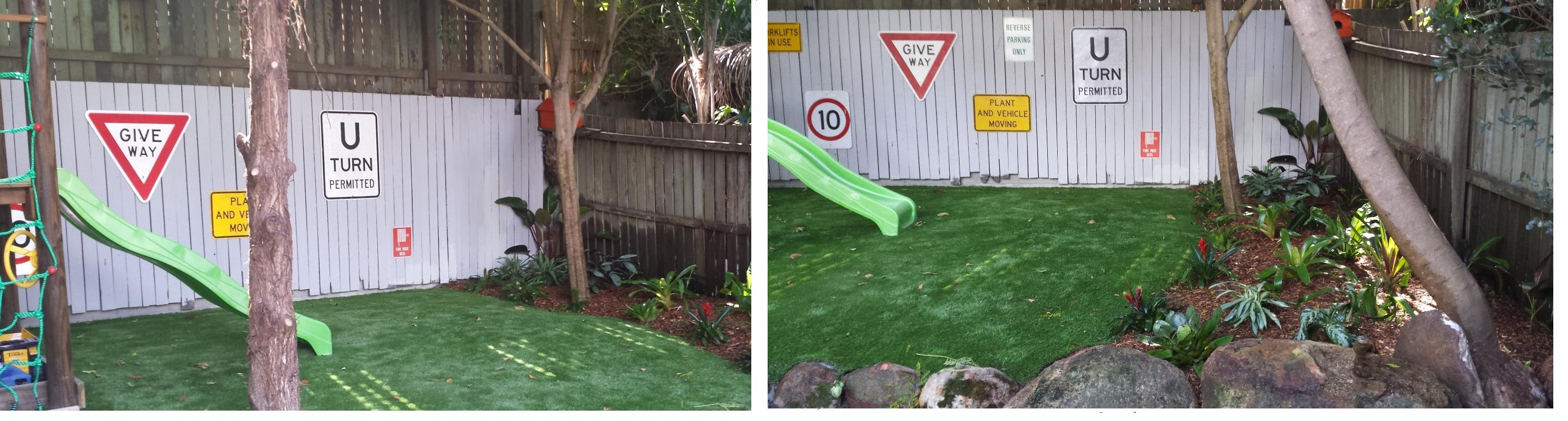 Clayfield Synthetic Turf & Playground